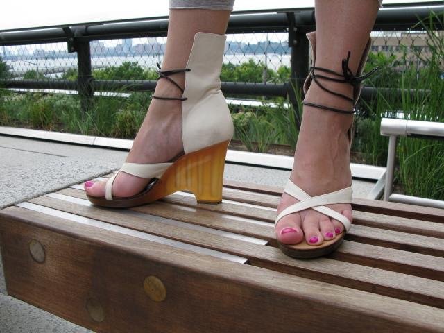 Chloe roman sandal